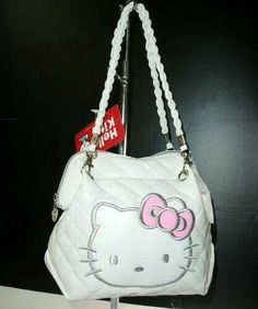 abd802e2f5b Hello kitty mini shoulder bag. Cat Bag, Bags 2018, Hello Kitty Handbags,