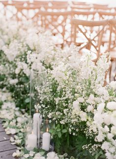 Photography : Vasia Photography   Flowers : I am Flower   Wedding Venue : Sri Panwa   Event Planning : The Bridal Planner Thailand Read More on SMP: http://www.stylemepretty.com/2017/02/28/this-just-might-be-the-prettiest-ceremony-spot-youll-ever-lay-eyes-on/