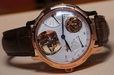 "Beijing Watch Factory Wu Ji ""Infinite Universe"" Bi-Axial Tourbillon"
