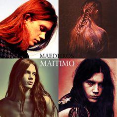 Maitimo Nelyafinwë - Nelyo by Heavenzipan.deviantart.com on @DeviantArt