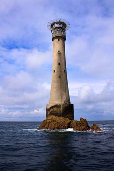 Bishop Rock Lighthouse  The Isles of Scilly, Cornwall