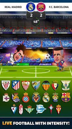 Head Soccer La Liga 2016 v3.0.1 (Mod) Apk Mod  Data http://www.faridgames.tk/2016/12/head-soccer-la-liga-2016-v301-mod-apk.html