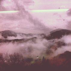 #gipuzkoa #clouds #landscape