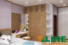 Tủ quần áo Xline có gì đặc biệt Ward Drobe, Closet Space, Cupboard, Shoe Rack, House, Furniture, Makeup Tables, Design, Home Decor
