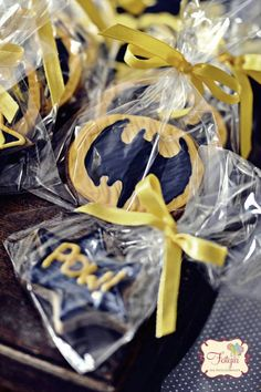 Batman Birthday Party via Kara's Party Ideas | KarasPartyIdeas.com (10)