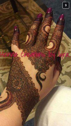 Henna Design By Fatima Kashee's Mehndi Designs, Mehndi Designs For Girls, Stylish Mehndi Designs, Mehndi Designs For Fingers, Wedding Mehndi Designs, Mehndi Design Pictures, Henna Tattoo Designs, Engagement Mehndi Designs, Unique Henna