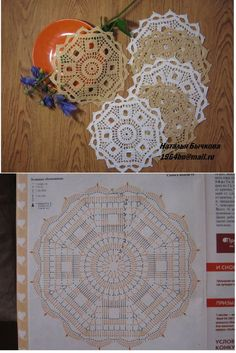 Not Your Grandma's Doily – Spectacular Suede Crochet Doily – Free PatternBest 12 tea coaster – Page 407857310001944745 – SkillOfKing.How to Knit a Bunny from a Square with Video Tutorial Crochet Mandala Pattern, Crochet Doily Patterns, Crochet Diagram, Crochet Chart, Crochet Squares, Crochet Stitches, Crochet Table Runner, Crochet Tablecloth, Crochet Dollies