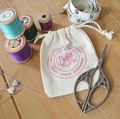 Vintage Style Embroidery Scissors