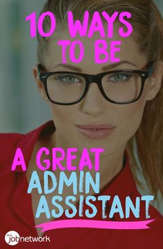 TOTALLY WORTH THE READ! (PgH) As a personal or administrative assistant, yours is one of the most important (and undervalued) components of a successful operation. And don't forget, your role can be an important stepping stone to better opportunities. Executive Administrative Assistant, Administrative Professional, Administrative Jobs, Office Assistant, Virtual Assistant, School Secretary Office, School Office, Admin Work, Office Administration