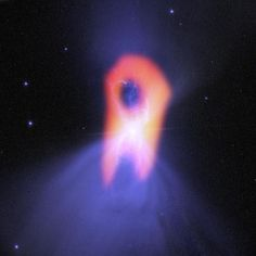 This Dying Star Is The Center Of The Coldest Place In The Universe. It is a faint scattering of gas and dust 5,000 light years away in the Centaurus constellation. The Boomerang Nebula is just 1 degree above absolute zero, colder than the natural background temperature of space.