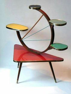 1950's Plant stand