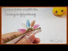 Irish Crochet, Tatting, Knots, Youtube, Model, Embroidery, Chair Covers, Tejidos, Flowers