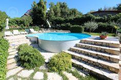 Amazing swimming pool architecture  http://www.casademar.com