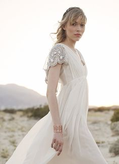 Sadi Wedding Dress from Rue De Seine