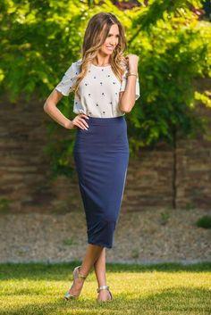 Savannah Midi Skirt