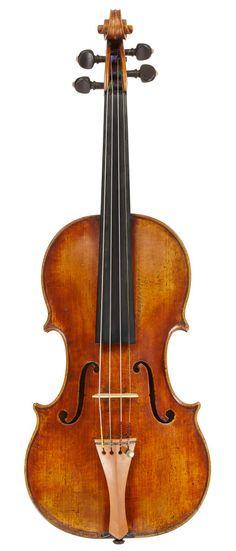 Ruggeri violin from the Partello collection