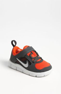 Nike 'Free Run 3' Sneaker (Baby, Walker, Toddler & Little Kid) available at Nordstrom