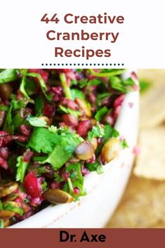 Even with all of the health benefits, cranberries are delicious. Their natural tartness lends to savory and sweet recipes alike. Here are some of my favorite cranberry recipes you can incorporate into your diet year-round. Improve Gut Health, Sweet Recipes, Healthy Recipes, Cranberry Recipes, Boost Your Metabolism, Reduce Inflammation, Health Goals, Health Benefits, Nutrition