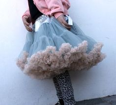 Pettiskirt with link to tutorial