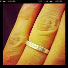 Why not mexico...: My wedding band...