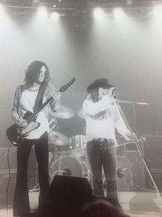 Allen and Ronnie