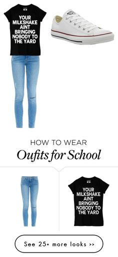 """""""School Outfit"""" by brookejp-1 on Polyvore"""
