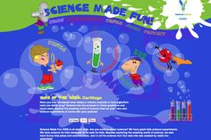 Dragon's Den Curriculum: 12 of the Best Science Sites EVER!
