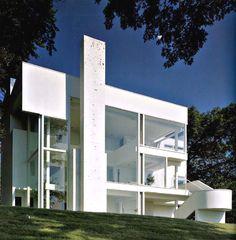Smith House | Richard Meier. Darien, Connecticut. 1967