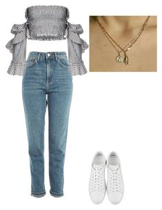 """Untitled #29"" by ben-25411998 on Polyvore featuring Topshop, Yves Saint Laurent and Petersyn"