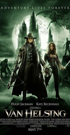 #636. Van Helsing (2004) ** directed by Stephen Sommers
