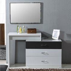 Beau туалетный столик Modern White Dressing Table, Contemporary Dressing Tables,  Small Dressing Table, Dressing