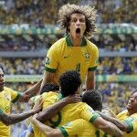 Opening victory! Superstar Neymar leaves Brazil cheer : The host has the football World Cup in Brazil opened befitting with a win. Against Croatia, the team