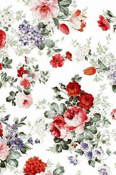 Iphone wallpaper florals flower wallpaper, flower iphone wallpaper ve patte Flower Iphone Wallpaper, Wallpaper Backgrounds, Flower Lockscreen, Backgrounds Free, Desktop Wallpapers, Wallpaper Ideas, Motif Floral, Floral Prints, Flower Patterns