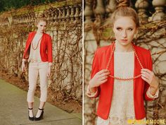 Spring Senior Portrait Fashion Trends Photographed on Capitol Hill by Seattle Fashion Celebrity Photograher Michelle Moore Styled by Sherri Garcia for Styled. Girl Senior Pictures, Senior Girls, Best Friend Photography, Seattle Fashion, Foto Fashion, Capitol Hill, Colored Pants, Girl Inspiration, Spring Fashion Trends
