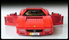 Lego Ferrari Firas Abu Jaber