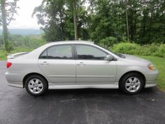 Used 2004 Toyota Corolla for Sale ($8,150) at Lebanon, NJ