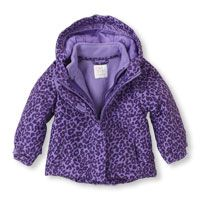 Baby Girls Clothing | Baby Girls Outerwear | The Children's Place