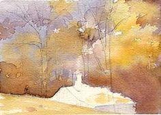 Watercolor Demo Lesson by Mary,Ann,Boysen - Watercolor lesson- Watercolor,Demo,Lessons,Mary,Ann,Boysen,Free Tutorials Network.shijieminghua.com