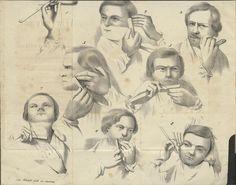 The Art of Shaving (1846)