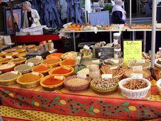 Market day - Aix-en-Provence