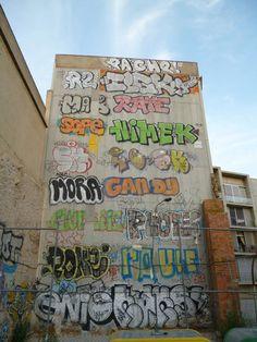 Barcelona walls