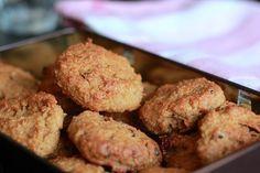 Une recette inratable de Cookies moelleux aux flocons de quinoa au Thermomix sur Yummix • Le blog dédié au Thermomix !