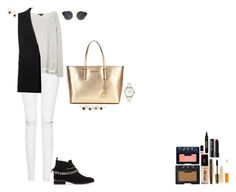 """""""Sin título #1683"""" by mfcmfc on Polyvore featuring moda, Vince, Freda Salvador, MICHAEL Michael Kors, Givenchy, A.J. Morgan, ASOS, Sole Society, Void y NARS Cosmetics"""