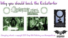 Kickstarter – Changeling: The Lost – Batjutsu
