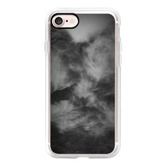 A dark sky - iPhone 7 Case, iPhone 7 Plus Case, iPhone 7 Cover, iPhone... ($50) ❤ liked on Polyvore featuring accessories, tech accessories, iphone case, apple iphone case, iphone cover case and iphone cases