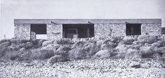 HIC Arquitectura » Aris Konstantinidis > Week-end House. Anavissos, 1962