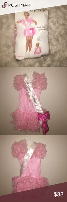 I just added this listing on Poshmark: Pageant Queen Halloween Costume. #shopmycloset #poshmark #fashion #shopping style #forsale #Dresses & Skirts#Halloween#HalloweenCostume