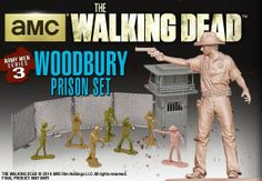 Zombob's Zombie News and Reviews: The Walking Dead Army Men Series 3: Rick Grimes & ...