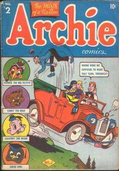 Archie Comics - Classic retro