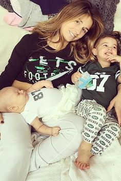 Jessie James and Eric Decker's Family Snaps Are Just Plain Lovely